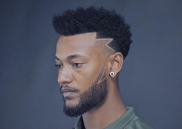 New Hairstyles for Black Men 3