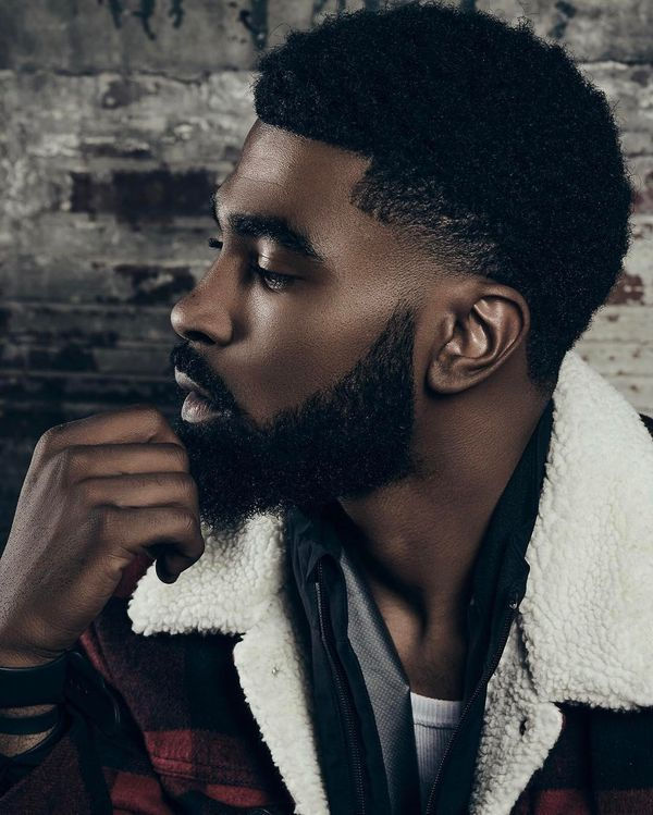 The Best Black Hair Cuts for Men 5