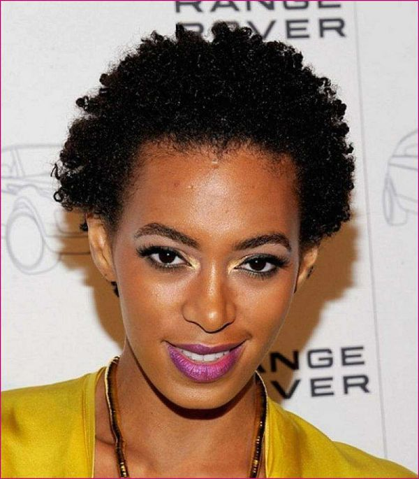 Cute short black hairstyles 1