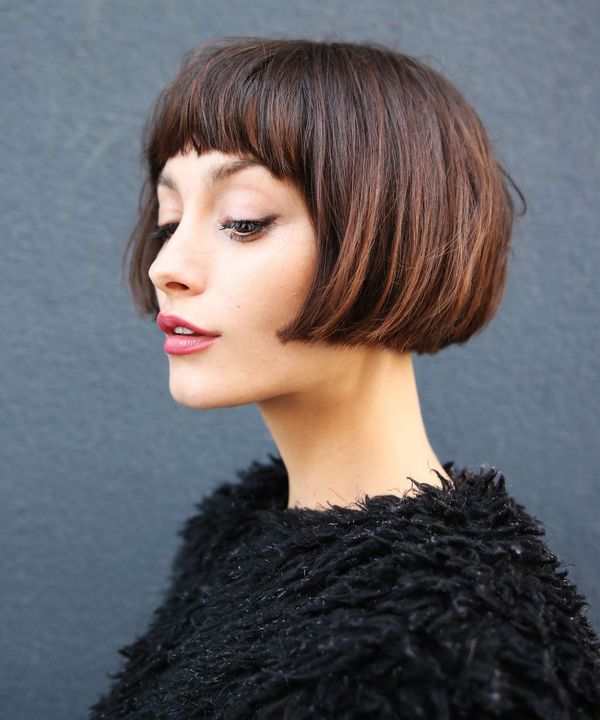Ideas of Short Hair Bangs to Try 1