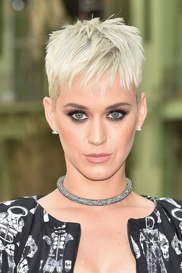 Short Messy Pixie Cut for Girls 3