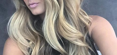 Great balayage for long hair
