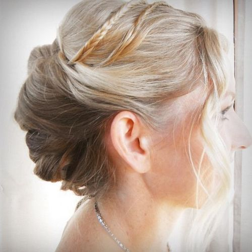 Summer Updos for Medium Hair