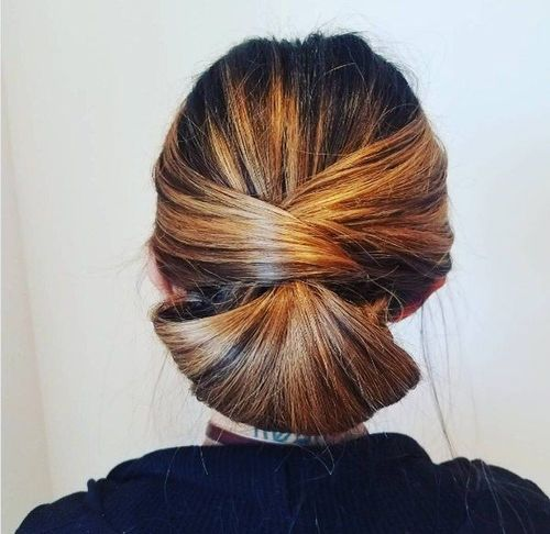 Updos for Fine Medium Length Hair