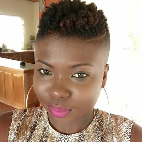faded hair styles 40 mohawk hairstyle ideas for black 6863