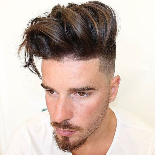 Quiff Hairstyles for Men, Best Quiff Haircuts in 2019