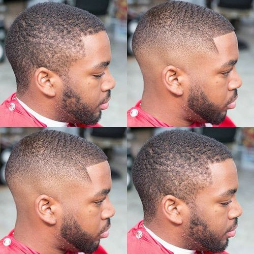 Awesome Soldier Haircut Styles for Black Men 2