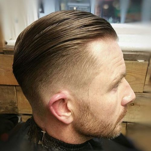 Flossy Hairstyle for Men