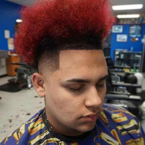 Red Ball Fade