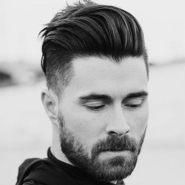 Best Short Sides Long Top Haircuts for Men (August 2019)