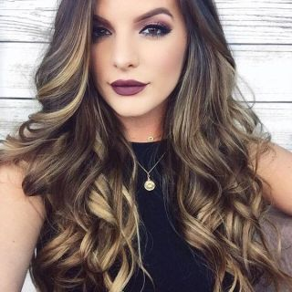 long hairstyles and haircuts for women's long hair in 2018