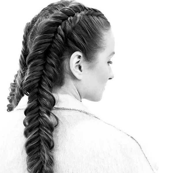 Another Fishtail Braid Idea