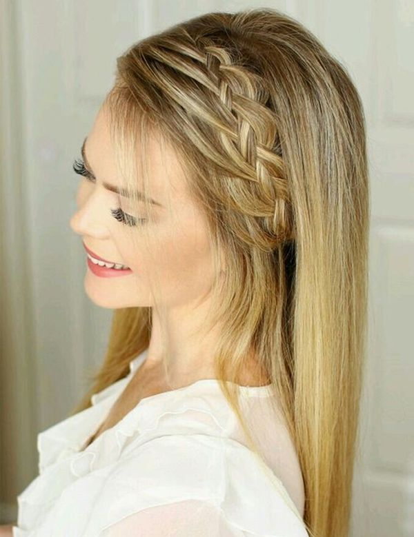 Top Trendy Long Hairstyles for Prom 4