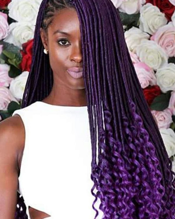 Different Types of Crochet Hair Styles 2