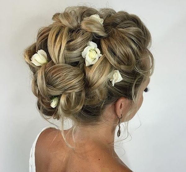 Wedding Hairstyle Upstyle: Wedding Hairstyles For Long Hair, Bridal Updos For Long