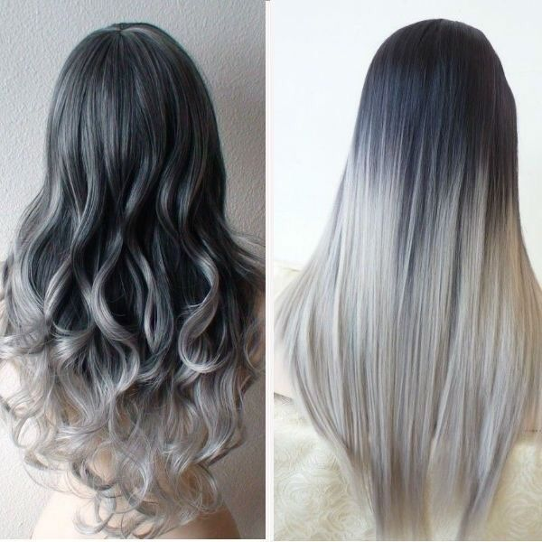 The Day and Night Balayage Hairstyle for the Audacious Ladies