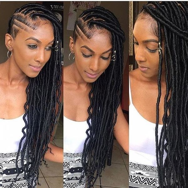 Different Types of Crochet Hair Styles 4