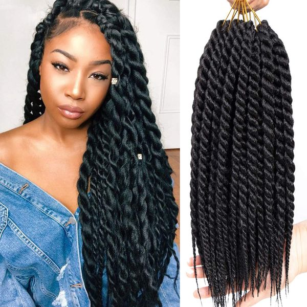Latch Hook Hairstyles and How to Do Them 1