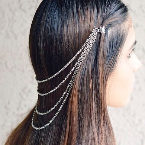 Vintage Accessories for Straight Hair
