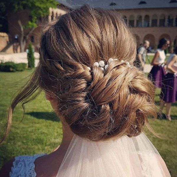 Wedding Hairstyles for Long Hair, Bridal Updos for Long ...