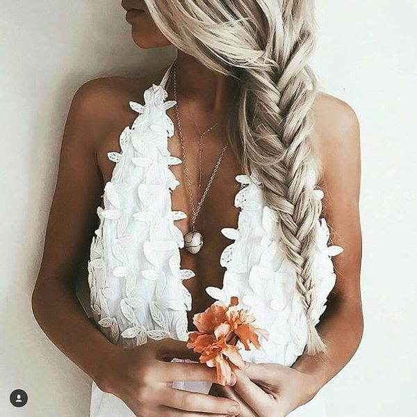 Cute Easy Boho Hairstyles with Braids 4