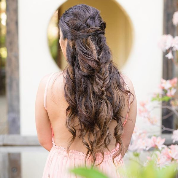 Messy Boho Hairstyles for Long Hair 5