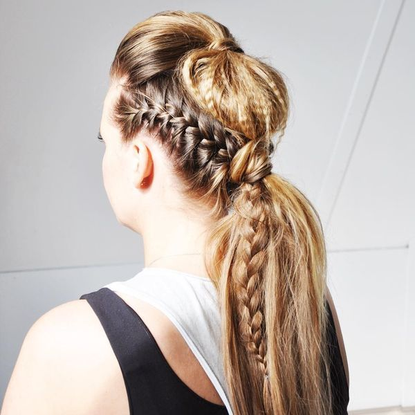 Ripple with braids