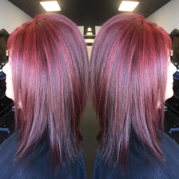 Volume cherry hair dream