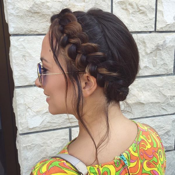 Amazing Boho Updo Hairstyles to Try  6