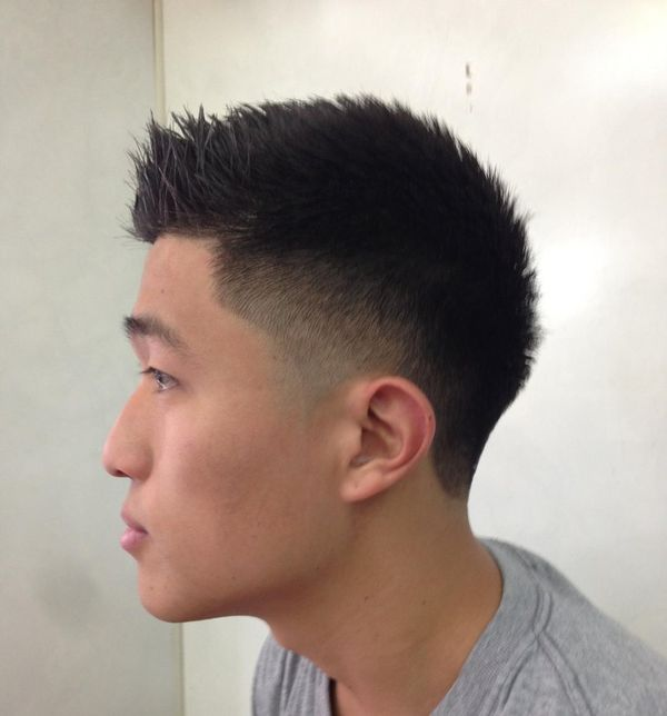 Faux Hawk Taper Styles 2
