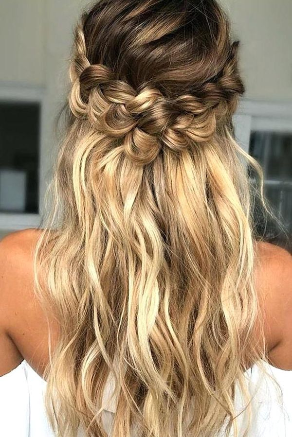 Quick Braiding Hairstyles For Long Fine Hair 2