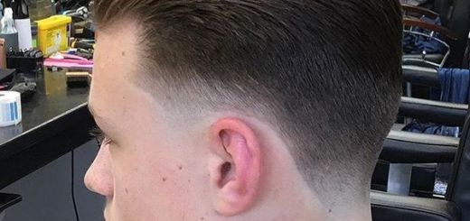 1 Classic Slicked Back Hairstyle