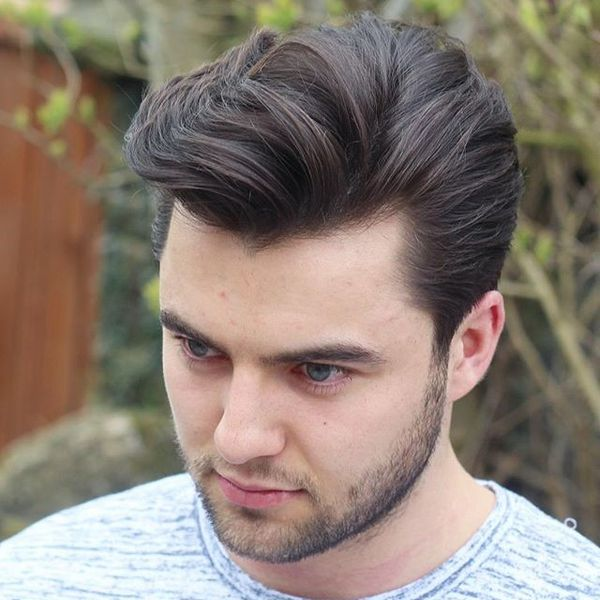 Layered Hairstyle for Mid Length