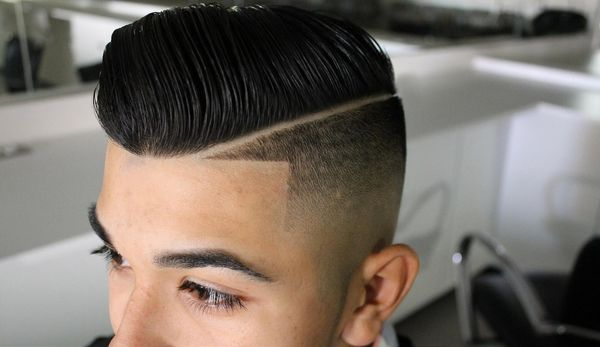 Trendy hard part cut
