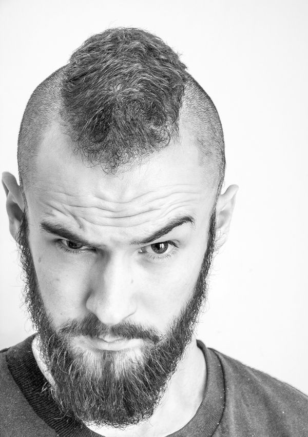 Modern Low Maintenance Concepts Bald Men Thinning Hair