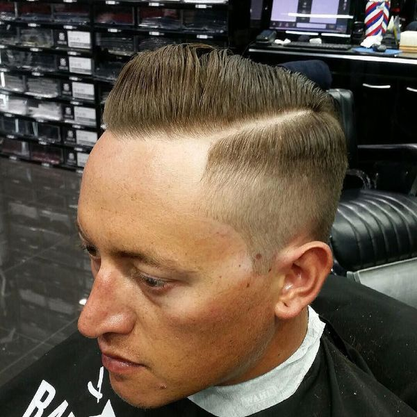 Skillful haircut
