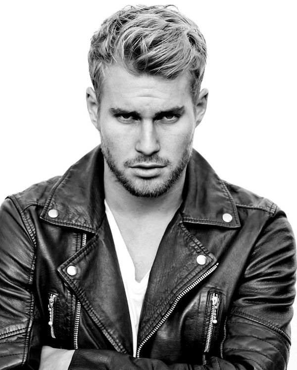 72 Messy Hairstyles for Men 2018