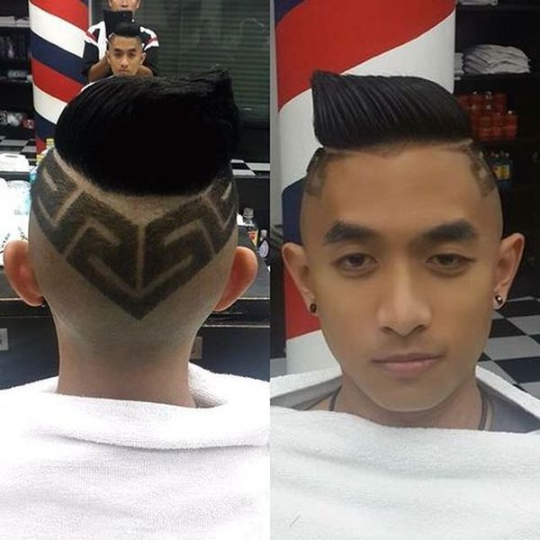 Cute Asian guy hairstyles that will catch attention 2