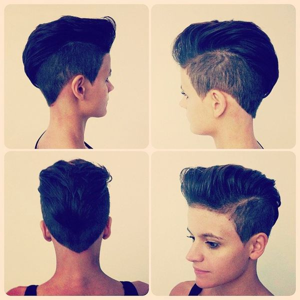 Diversity of Mohawks to Rock Your Image1