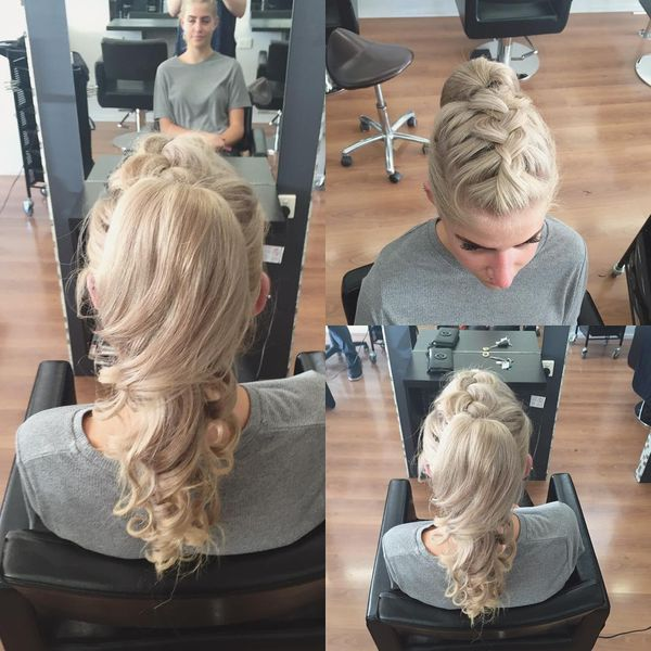 Dragon Style for Bright Blondes