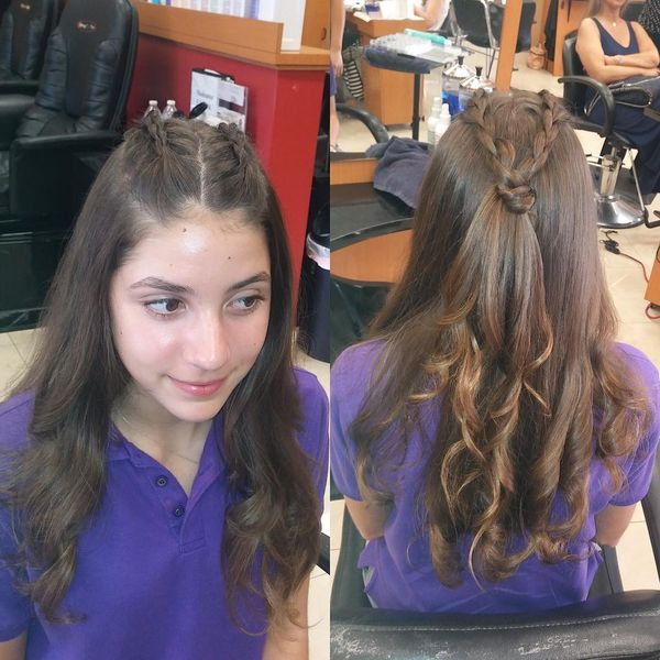 Great Hairstyle for Everyday Wear