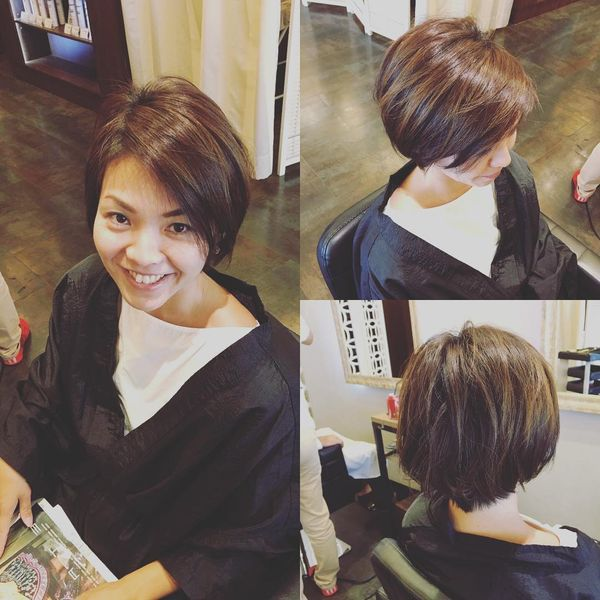 Lovely Short SideStyle0