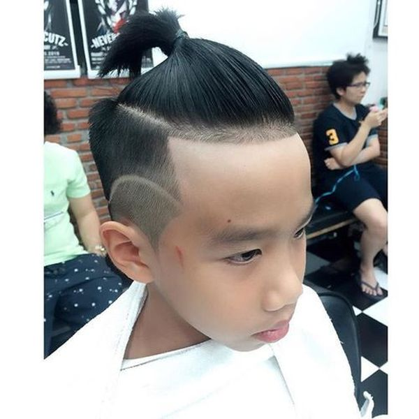 The best Asian boy haircuts 5