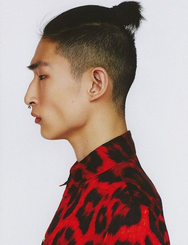 Asian Men Hairstyles Ideas (Trending in October 2019)