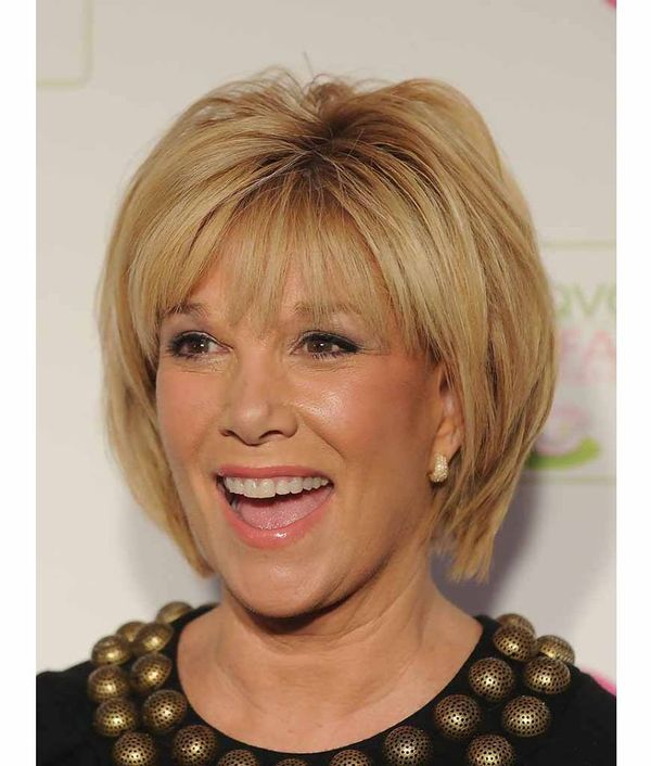 Very short shag haircuts for older women 4