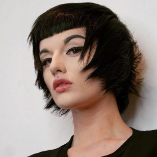 Womens shaggy hairstyles for short hair 3