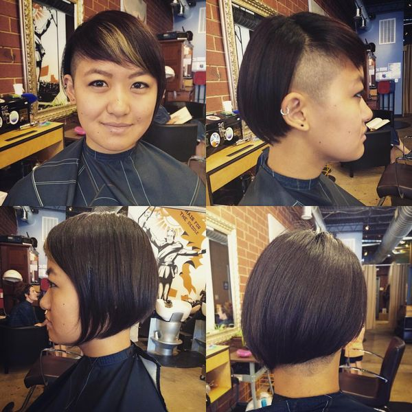 Wonderful Asian Bob0