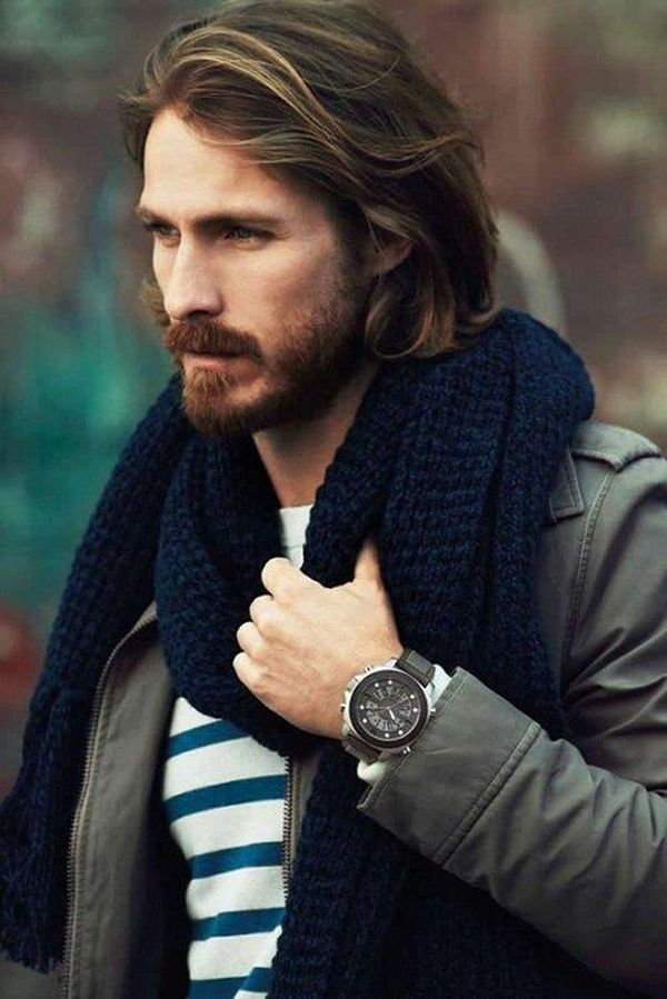 Best Mens Medium to Long Hairstyles 2