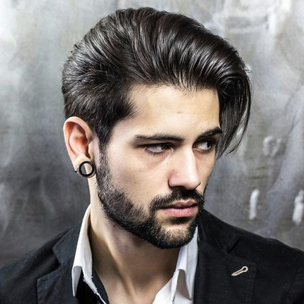 Medium Length Hairstyles for Men, Best Mens Mid Length Haircuts (2019)