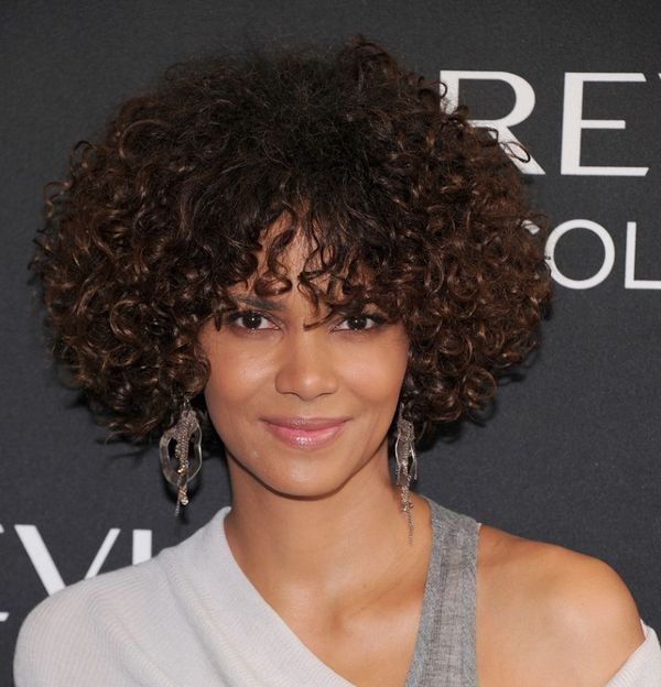 30 Hairstyles for Short Curly Hair (Trending in January 2020)